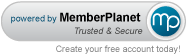 Powered By MemberPlanet